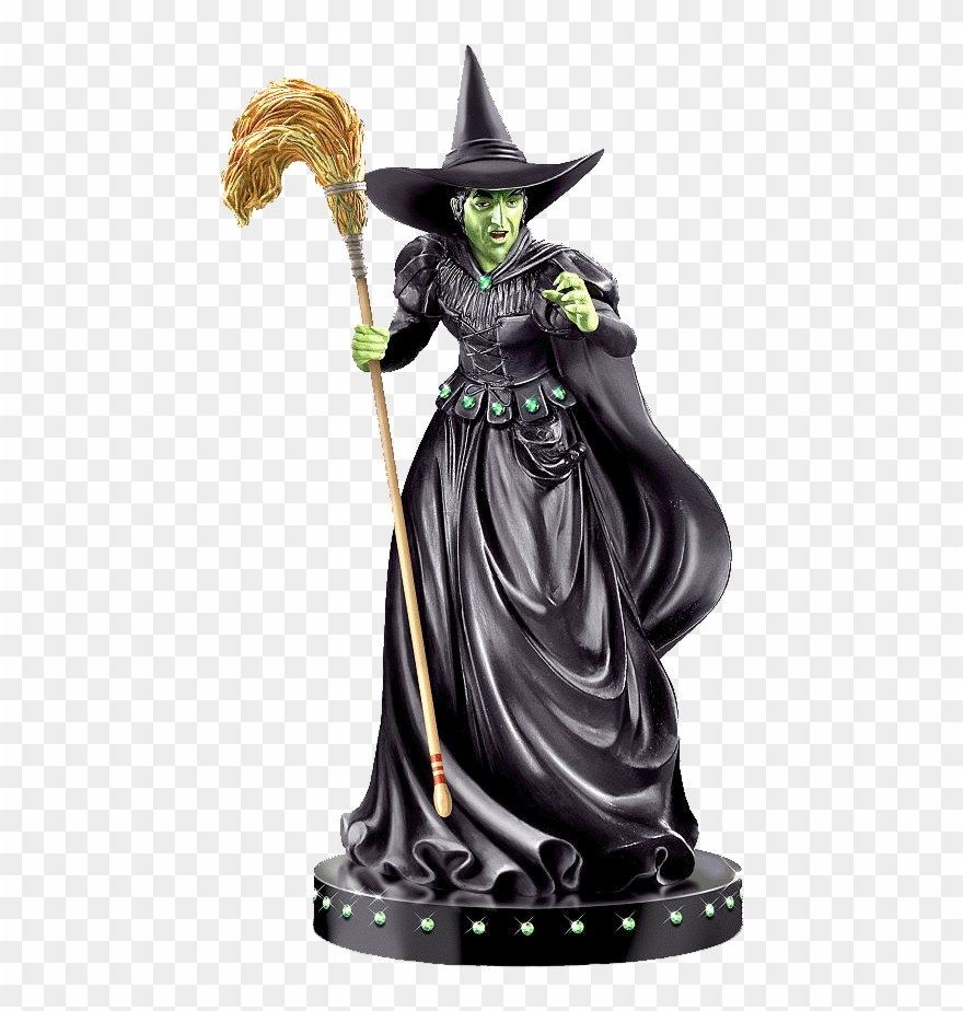 Bradford Exchange Wicked Witch Of The West Glow.