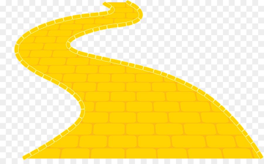 Free Clipart Yellow Brick Road.
