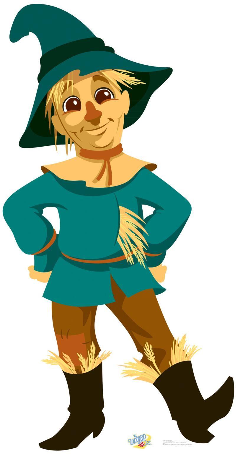 Scarecrow clipart scarecrow clip art image #16571.