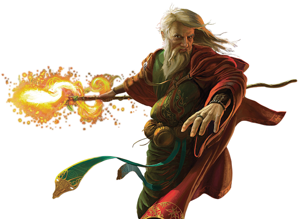 Download Wizard PNG Picture.