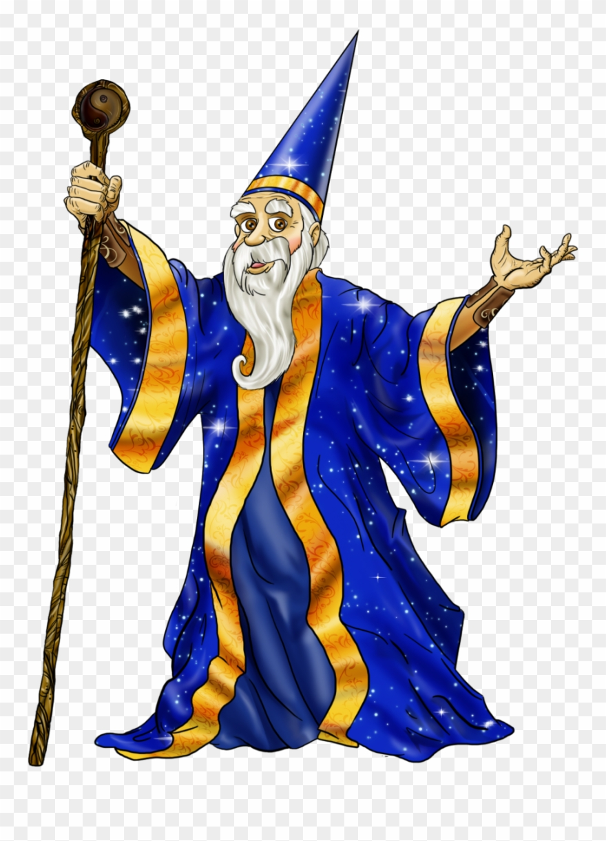 Wizard Clipart Wise.