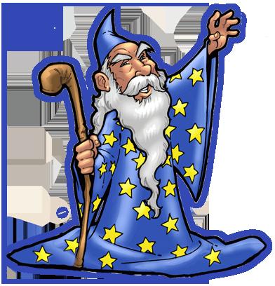 Wizard PNG Transparent Images.
