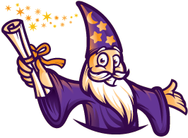 Wizard Transparent.