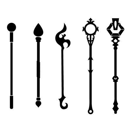 760 Wizard Staff Cliparts, Stock Vector And Royalty Free Wizard.