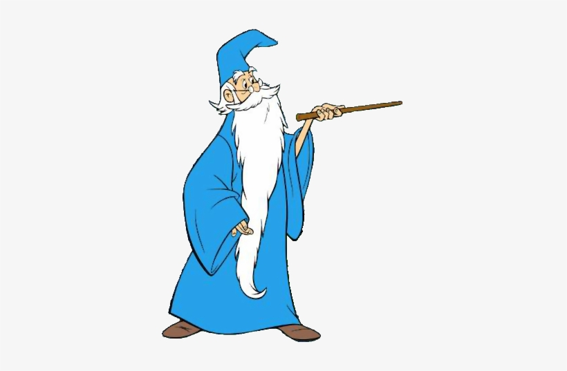 Wizard Clipart Merlin.