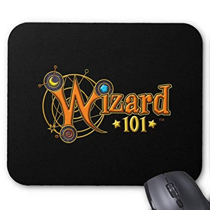 Amazon.com : Wizard101 Logo Mousepad : Office Products.