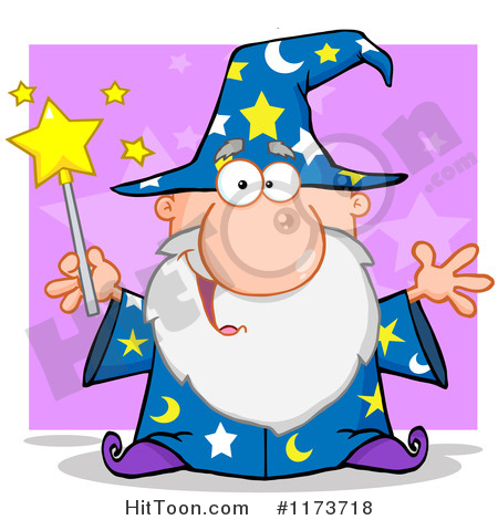 Wizards Clipart #1.