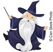 Wizard Illustrations and Clipart. 9,342 Wizard royalty free.