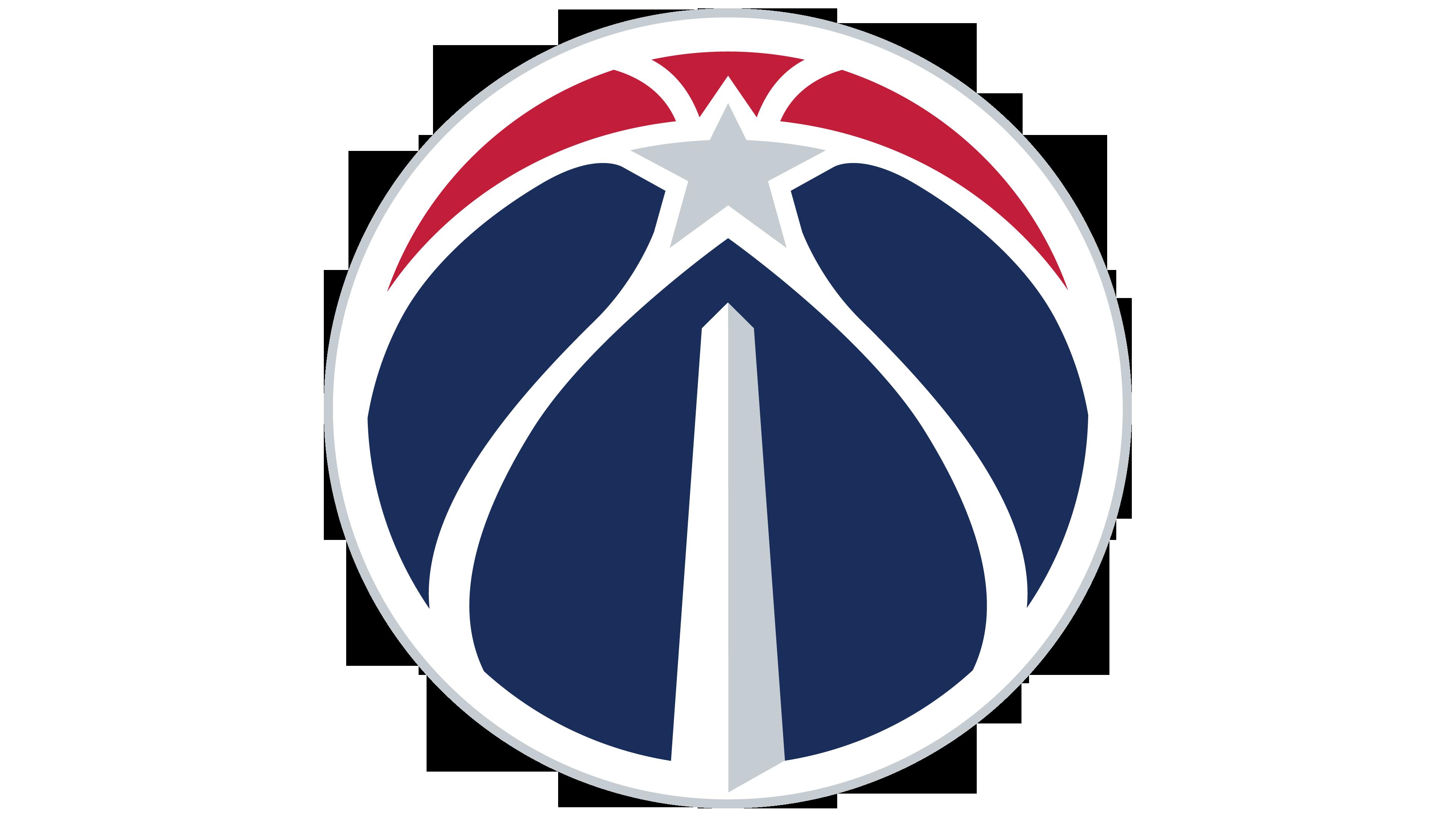 Washington Wizards logo.