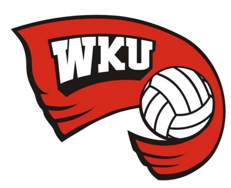 WKU Volleyball Staying in Kentucky for First Round NCAA.