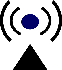 Wlan Accesspoint Clip Art at Clker.com.