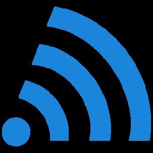 Wlan Logo Vector Clipart.