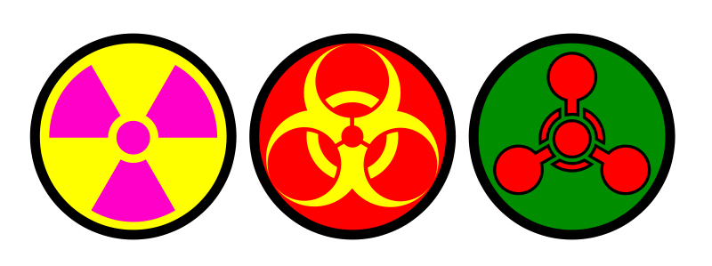 US Army Symbols of WMD.