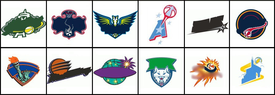 Click the WNBA Logos Quiz.