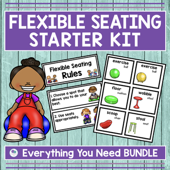 Flexible Seating Choice Board Worksheets & Teaching.