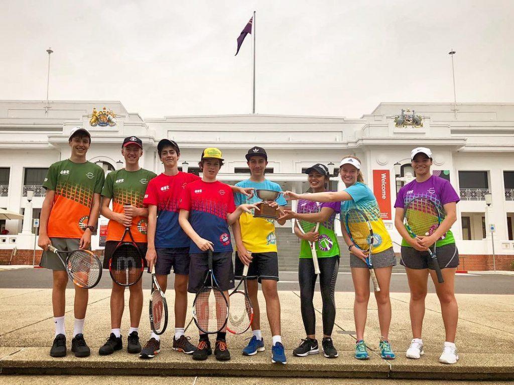 Junior Team Tennis.