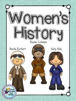 Women\'s History Month.