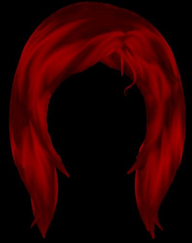 Hair Wig Clipart.