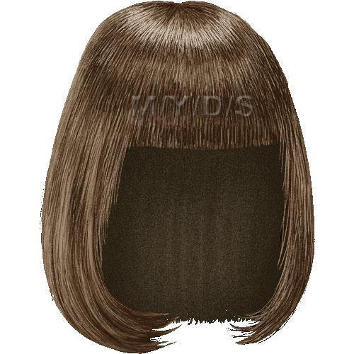 Wig clipart / Free clip art.