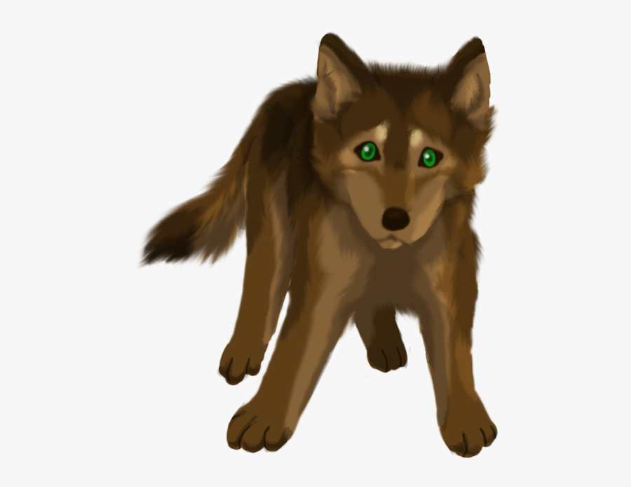 Pup By Windwolf.