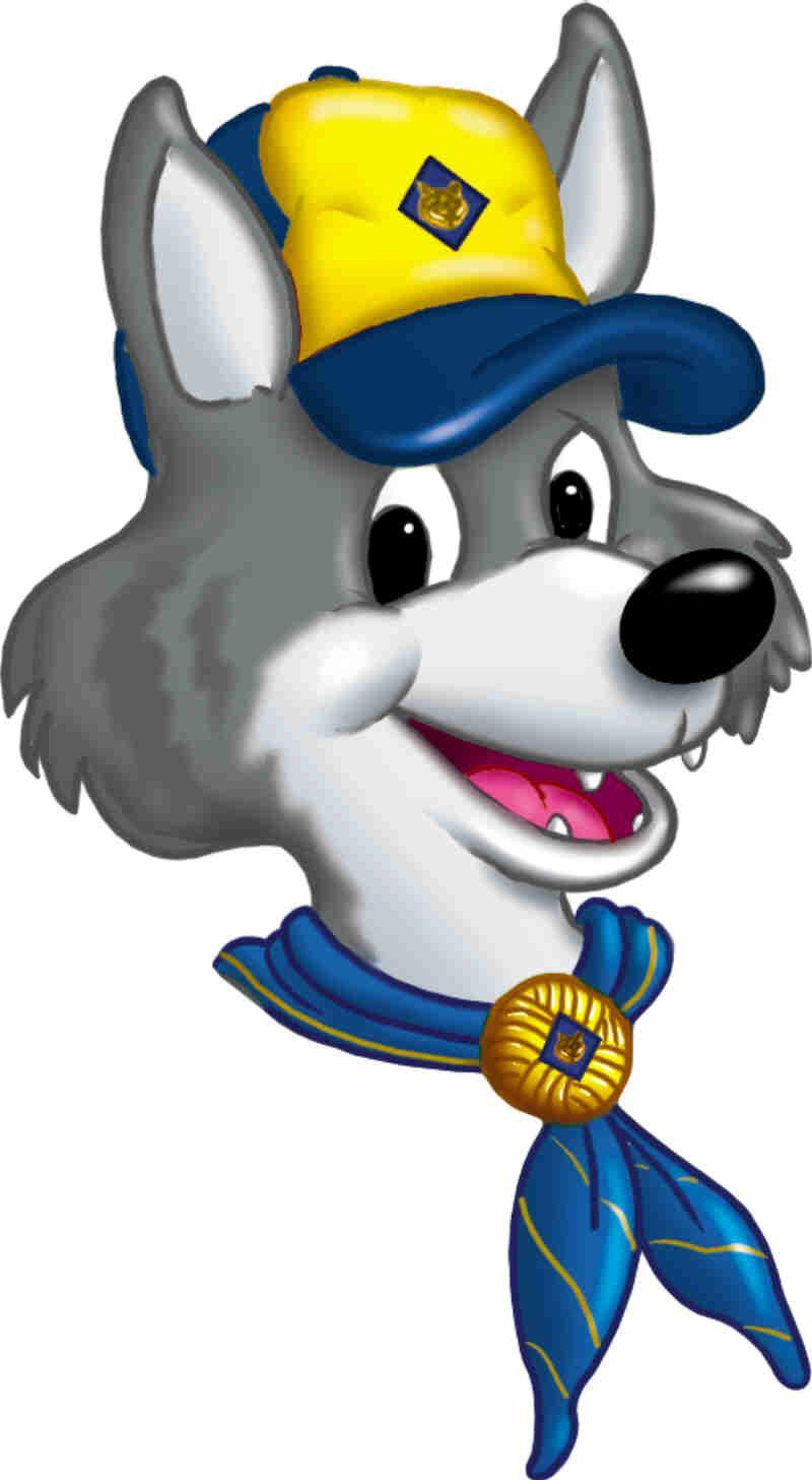 cub scout clip art.