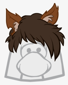 Wolf Ears Png.