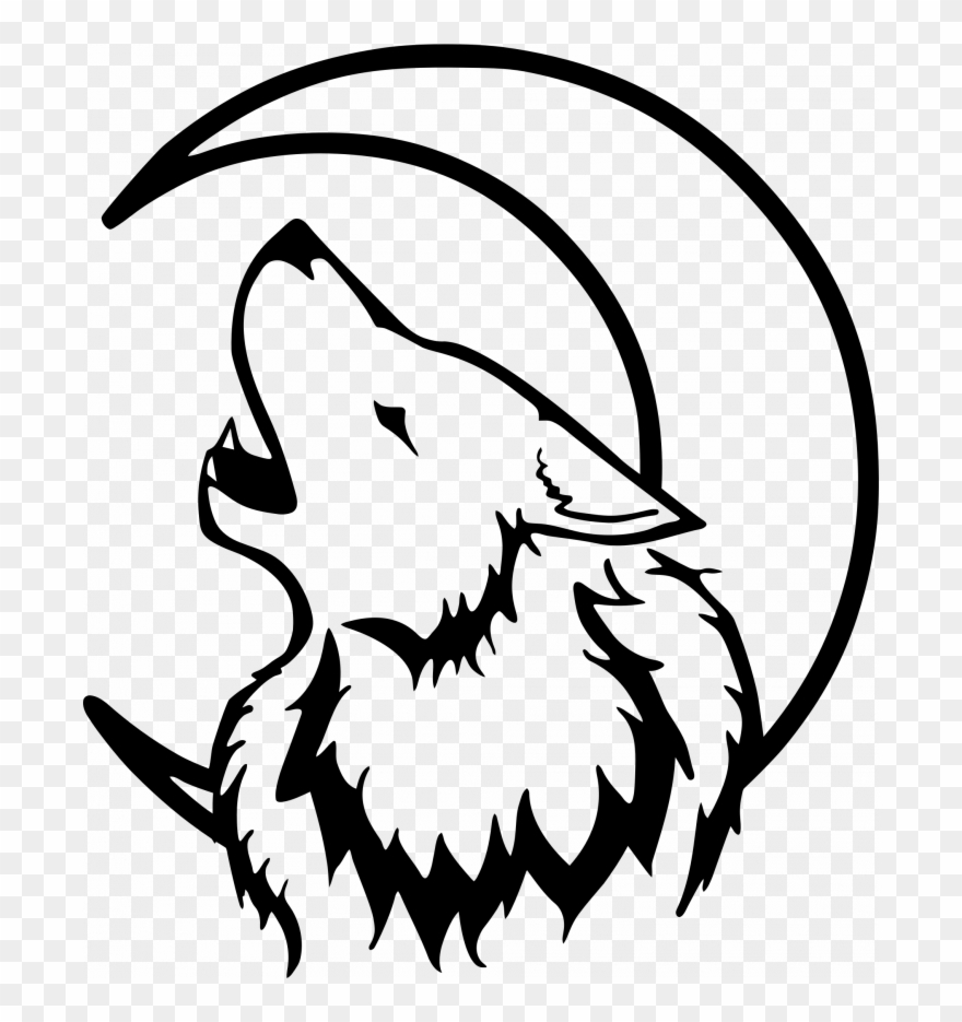 Medium Size Of How To Draw An Easy Wolf Face Half A.