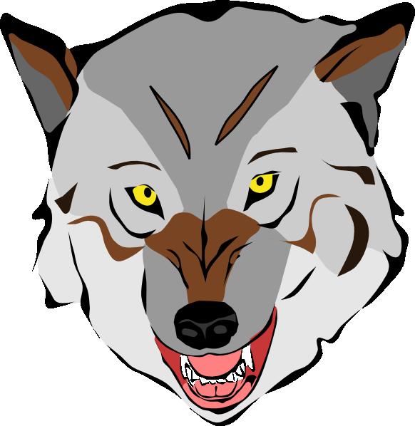 Mask clipart big bad wolf, Mask big bad wolf Transparent.