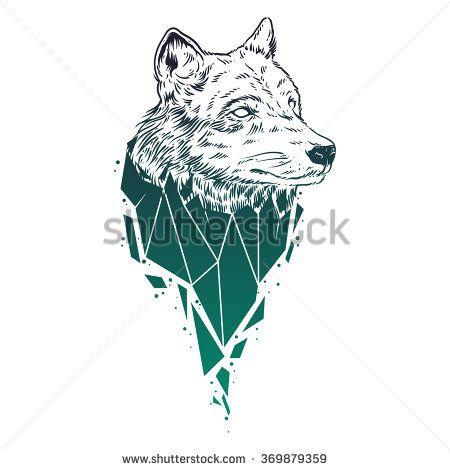 Wolf Fur Stock Vectors & Vector Clip Art.