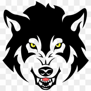 Free Wolf Head Logo Png Transparent Images.
