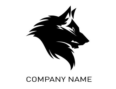 2,329 Wolf Logo Cliparts, Stock Vector And Royalty Free Wolf Logo.