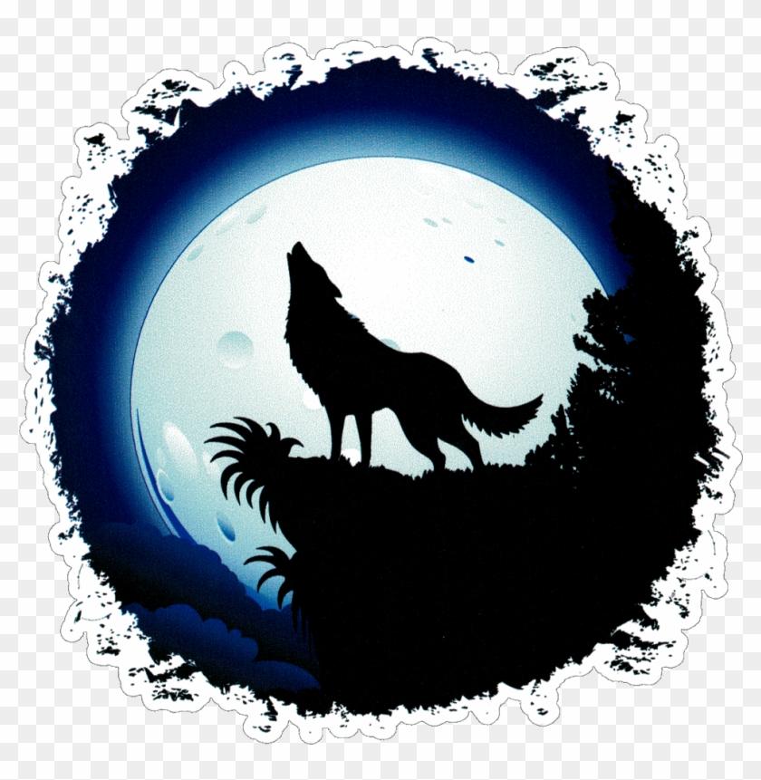 Full Moon Wolf.