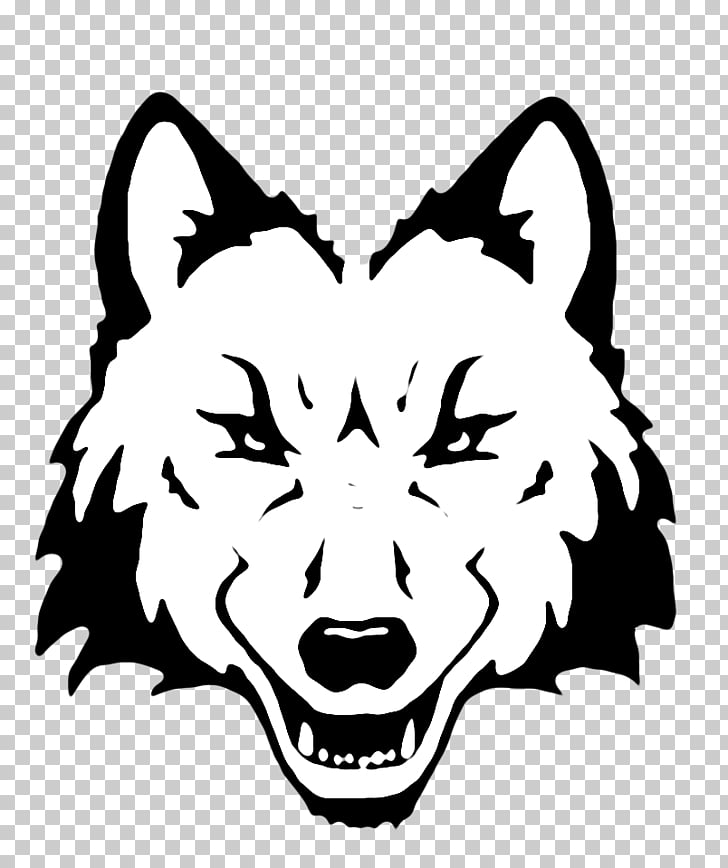Gray wolf Pack Drawing Anime, others PNG clipart.