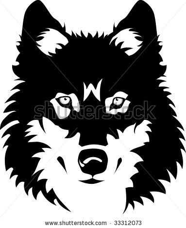 1000+ ideas about Wolf Stencil on Pinterest.