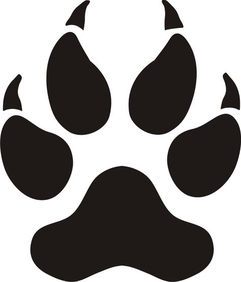 Free Panther Paw Clipart, Download Free Clip Art, Free Clip.