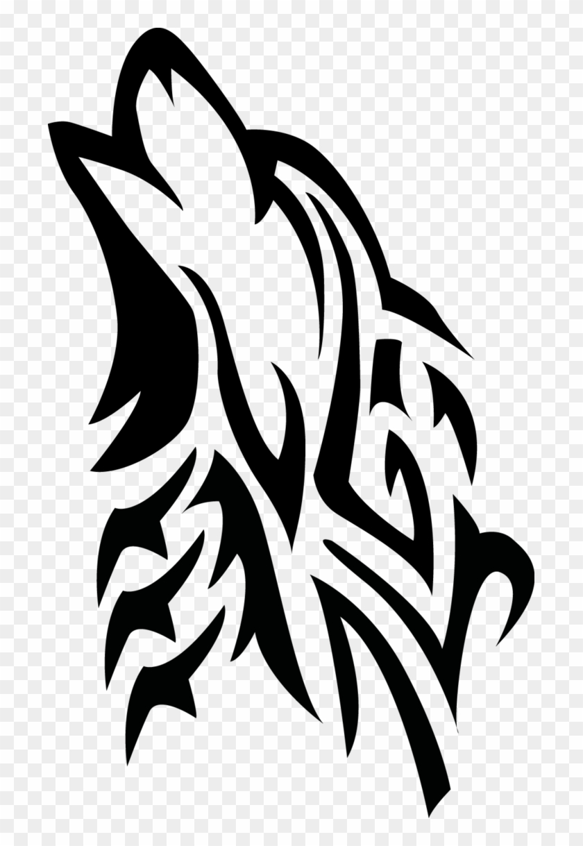 Wolf Vector Png.