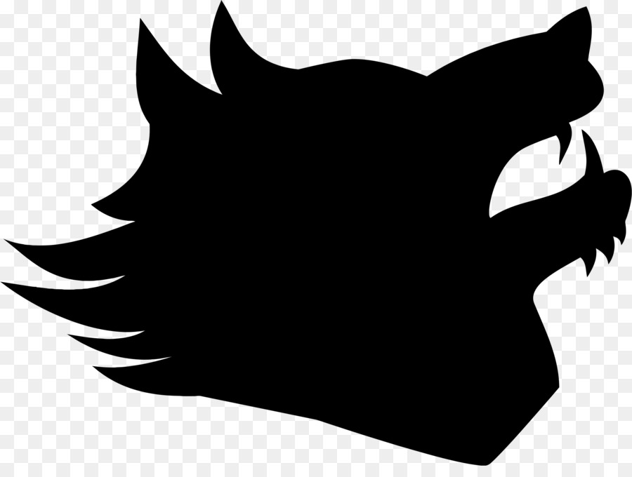 Cat Silhouette clipart.