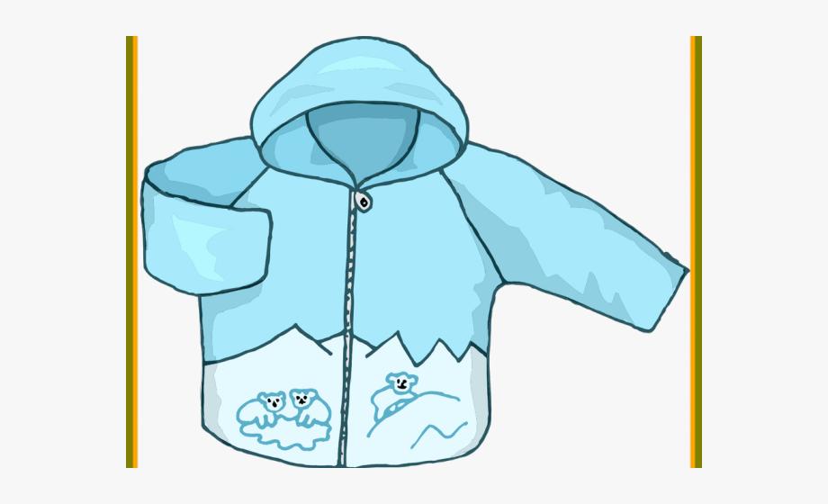 Coat Clipart Hood Clipart.