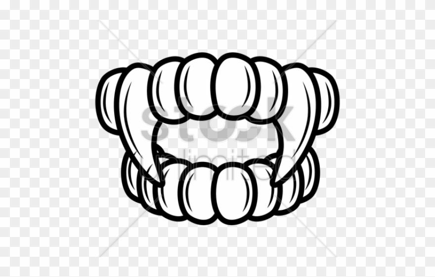 Drawn Teeth Fanged.