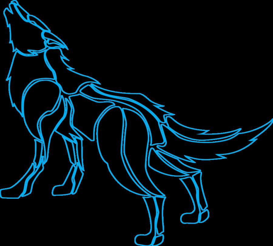Dog Red fox Clip art.