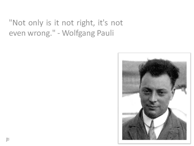 1000+ ideas about Wolfgang Pauli on Pinterest.