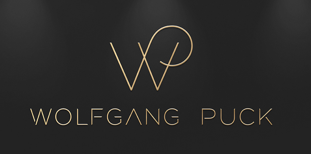 Brand New: New Logo for Wolfgang Puck by Pearlfisher.