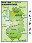 Bad toelz wolfratshausen Vector Clip Art Illustrations. 13 Bad.