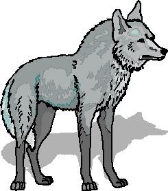 Wolves Clipart.