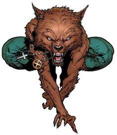 wolfsbane comics.