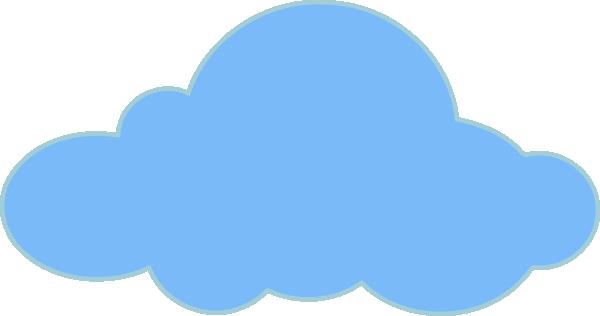 Clipart Wolken.