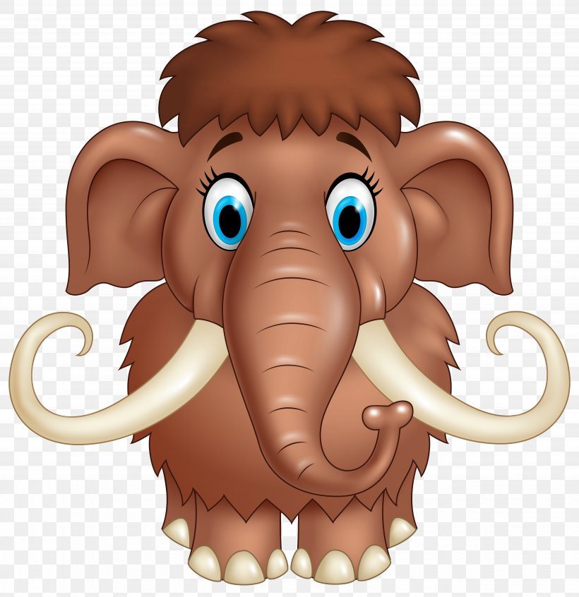 Woolly Mammoth Cartoon Stock Photography Illustration, PNG.