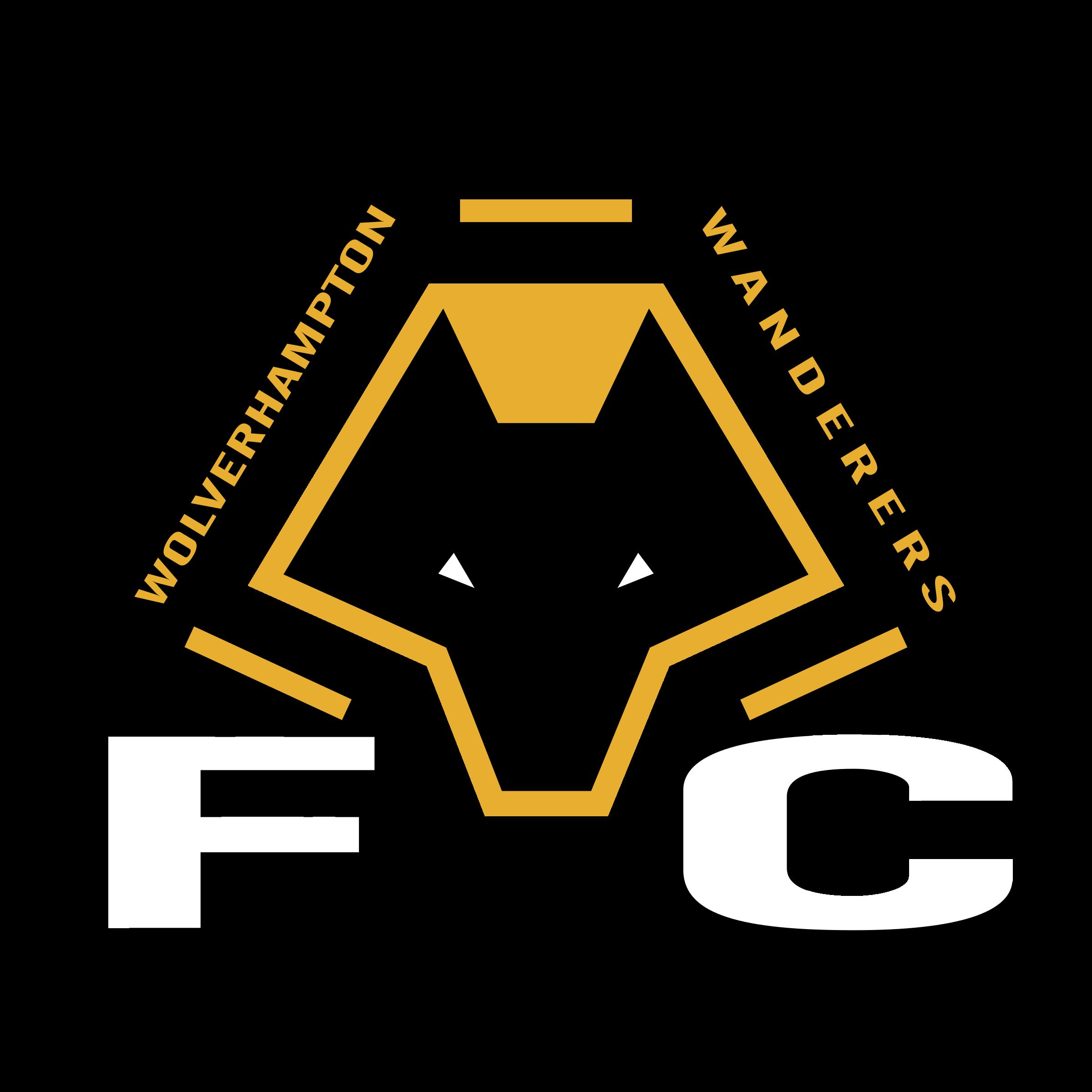 Wolverhampton Wanderers FC Logo PNG Transparent & SVG Vector.