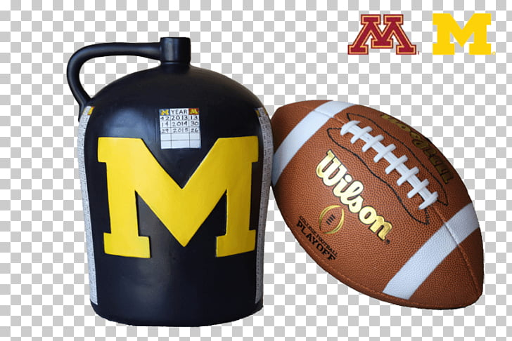Michigan Wolverines football Little Brown Jug University of.