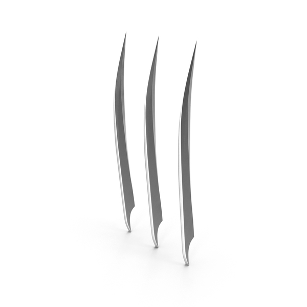 Download Free png Wolverine Claws.